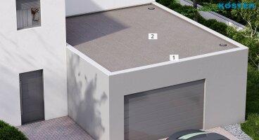 Dachbahnen / Dachabdichtungen