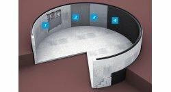 Korrosionsschutz auf Beton