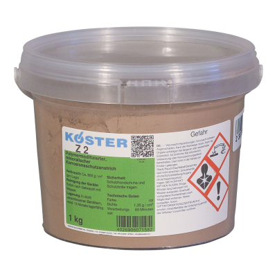KÖSTER Rostschutz Z 2 - 1kg