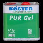 KÖSTER PUR Gel - 2,5kg