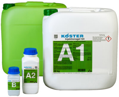 KÖSTER Injektionsgel S4 - A2 1kg