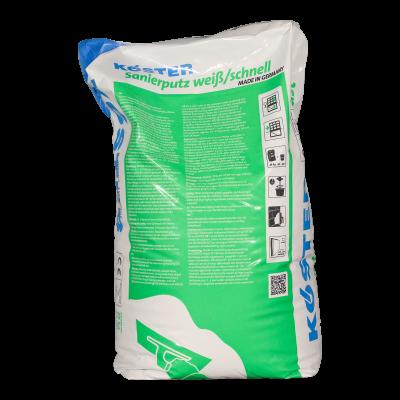 KÖSTER Sanierputz weiß/schnell - 25kg
