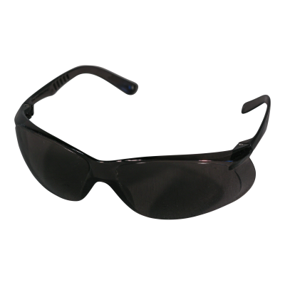 Bügelschutzbrille Crystal (getönt)