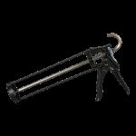 Kartuschenpistole v2 schwarz, für Silikonkartuschen