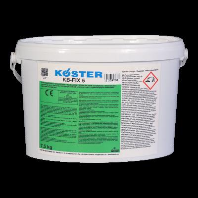 KÖSTER KB-FIX 5 - 7,5kg