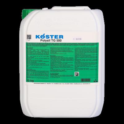 KÖSTER Polysil TG 500 - 10kg (reicht für ca. 40qm)