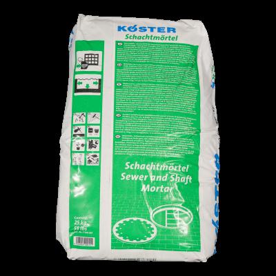 KÖSTER Schachtmörtel - 25kg