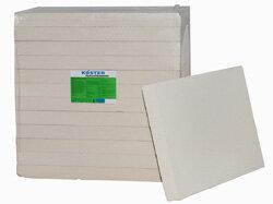 KÖSTER Hydrosilikatplatte - 580x380x50mm (12 Stück - 2,64qm)