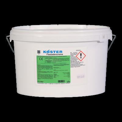 KÖSTER Fassadencreme 5 Liter (für ca 20qm)