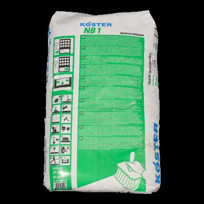 KÖSTER NB 1 grau - 25kg