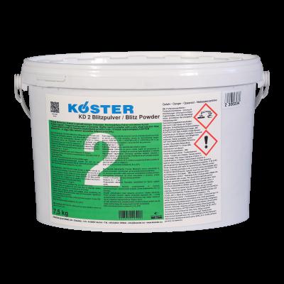 KÖSTER Kellerdicht 2 Blitzpulver - 7,5kg