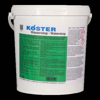 KÖSTER Wasserstop - 15kg