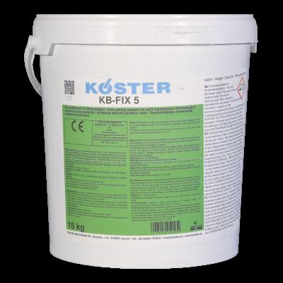 KÖSTER KB-FIX 5 - 15kg