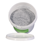 KÖSTER Color-Chips - weiß/hellgrau/grau - 5kg