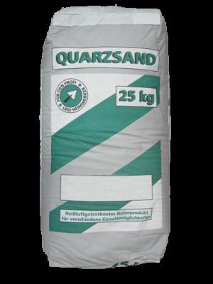 Quarzsand 0,35 - 1,50 mm - 25kg