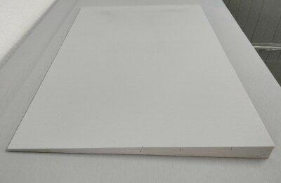 SkamoWall Wedge (der Wandanschlusskeil) - 610x400x28-5mm (0,24qm)